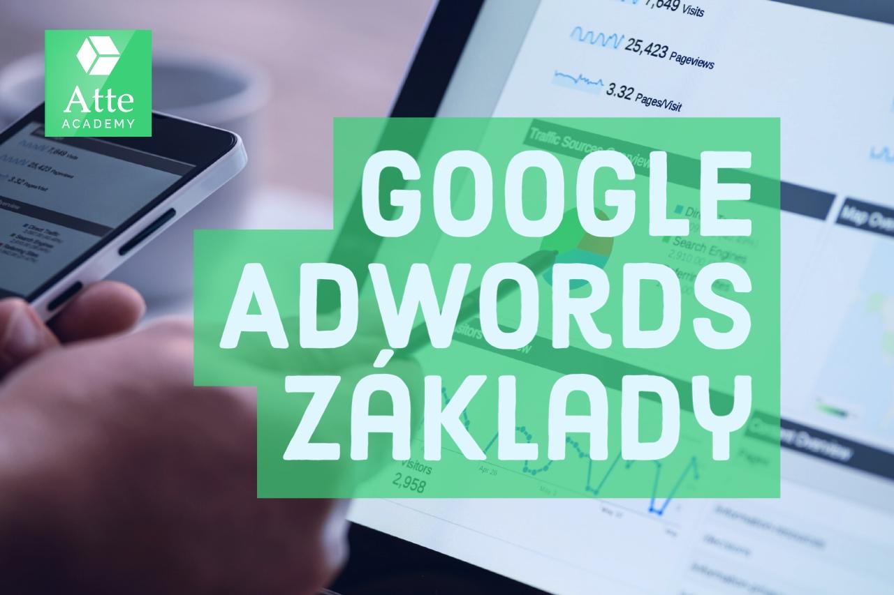 Google AdWords Základy